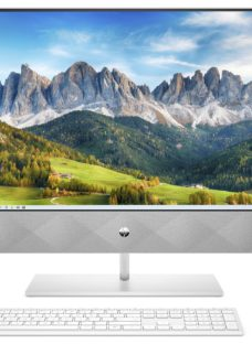 "HP Pavilion 27-d0005na 27"" All-in-One PC - Intel®u0026regCore i7"