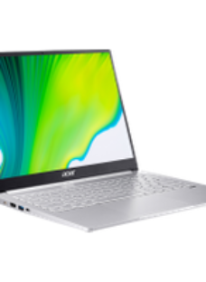 "Acer Swift 3 SF313-52 13.5"" Intel® Core™ i7 Laptop 512GBGB Solid State Drive With 8 GB RAM - Silver"