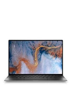 Dell Xps 13-9310 Intel Core I7 1185G7 16Gb Ram 512Gb Ssd 13.3In Fhd Laptop Iris Xe With Optional Microsoft M365 Family - Silver - Laptop + Microsoft 365 Family 1 Year