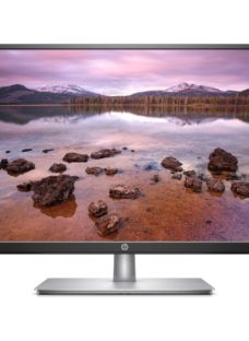 "HP 32s Full HD 31.5"" IPS LCD Monitor - Black & Silver"
