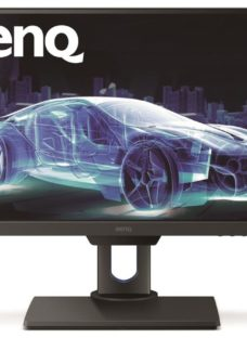 "BENQ PD2500Q Quad HD 25"" LED Monitor - Grey"