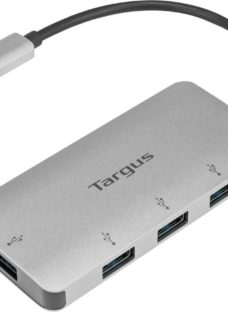 TARGUS USB-C to 4-port USB-A Hub