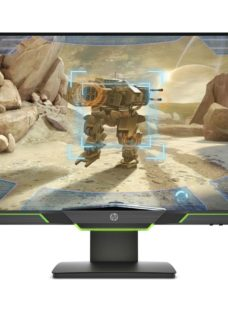 "HP X27i Quad HD 27"" LED Gaming Monitor - Black"
