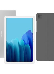 "SAMSUNG Galaxy Tab A7 10.4"" 4G Tablet & Book Cover Bundle - 32 GB"