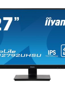 "IIYAMA ProLite XU2792UHSU-B1 4K Ultra HD 27"" IPS LED Monitor - Black"