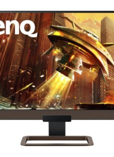 "BENQ EX2780Q Quad HD 27"" IPS LED Gaming Monitor - Grey"