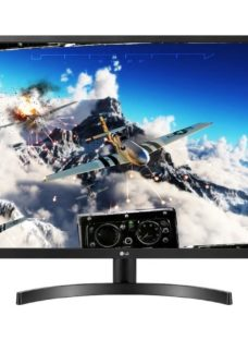 "LG 32MN500M Full HD 31.5"" IPS Gaming Monitor - Black"