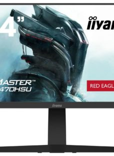"IIYAMA G-MASTER Red Eagle GB2470HSU-B1 Full HD 24"" IPS LED Gaming Monitor - Black"