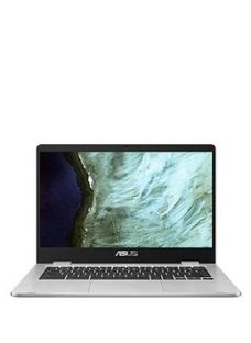 Asus Chromebook C423Na-Eb0290 Laptop - 14In Fhd