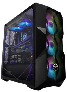 PC SPECIALIST Tornado A7 Gaming PC - AMD Ryzen 7