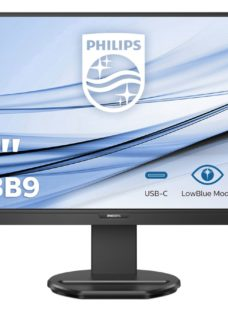 "PHILIPS 273B9 Full HD 27"" LCD Monitor - Black"