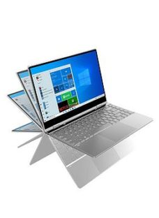 Geo Geoflex 340 14.1-Inch Convertible Laptop With Touchscreen