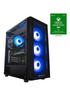 Pc Specialist Cypher Gxr Gaming Pc - Geforce Rtx 3060