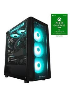 Pc Specialist Cypher Srt Gaming Pc - Geforce Rtx 3070