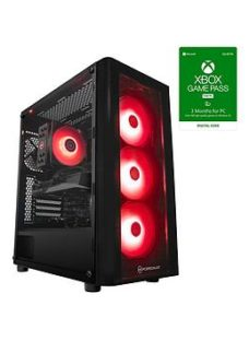 Pc Specialist Fusion Grs Gaming Pc - Geforce Rtx 3060