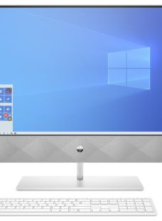 """HP Pavilion 27-d1021na 27"""" All-in-One PC - Intel®Core™ i7"""