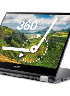 """ACER Spin 713 13.5"""" 2 in 1 Chromebook - Intel®Core™ i3"""